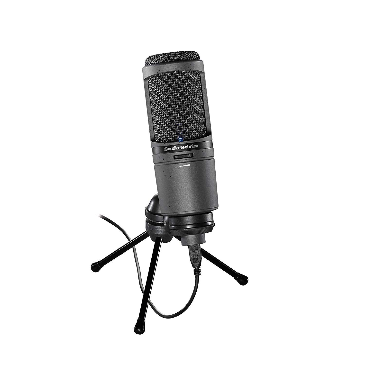 Best Microphone For Home Recording Audio Technica At2020usbi Cardioid Condenser Usb Microphone Just In 195 99 No Usb Microphone Microphone Audio Technica