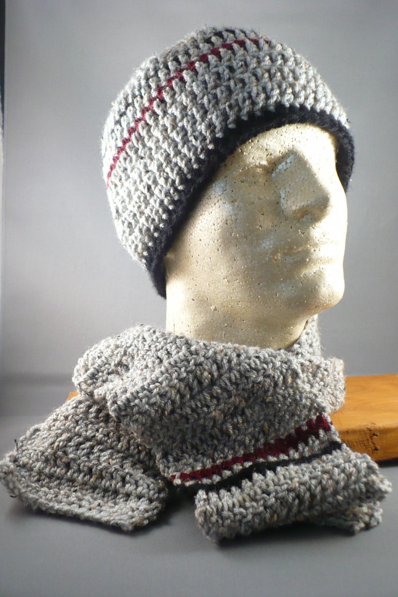5e7b9024744 crochet mens hat