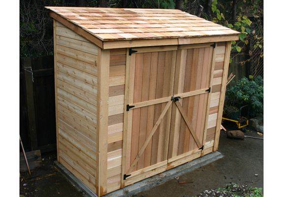 spacesaver 8x4 double doors outdoor living today - Garden Sheds 8 X 4