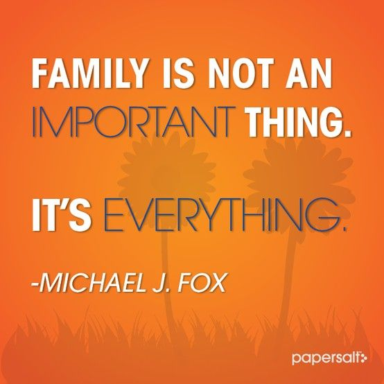 Family Is Everything Forever: #Family #parenting #Papersalt Www.papersalt.com