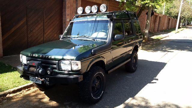 Land Rover Discovery 1 1997 Diesel Equipada Land Rover
