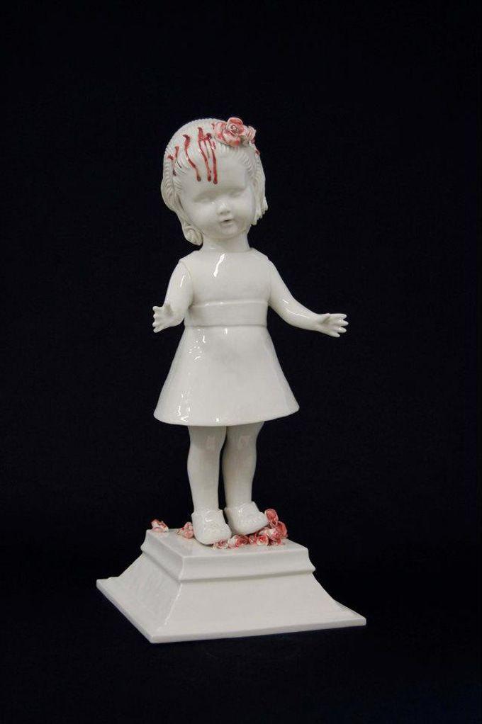 Maria Rubinke Sculptures