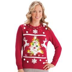 Diy Ugly Christmas Sweater Kit - Sears | Christmas sweaters ...