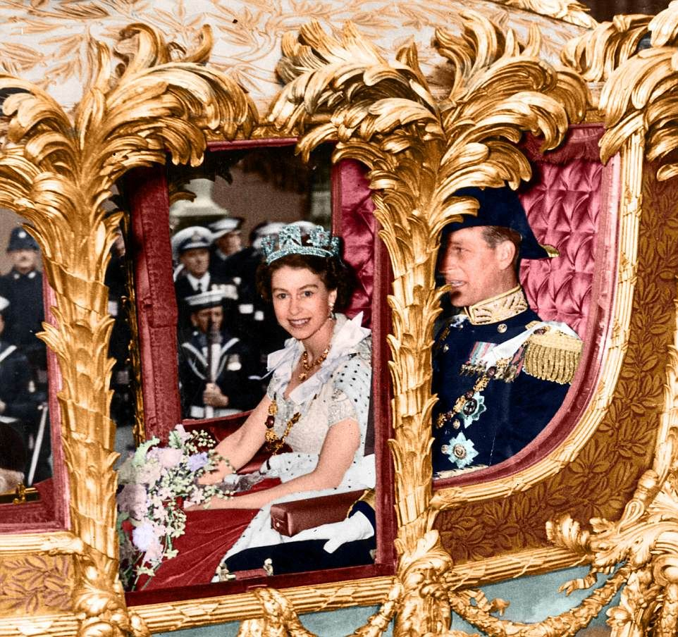 Queen reveals secrets about her Coronation in new BBC