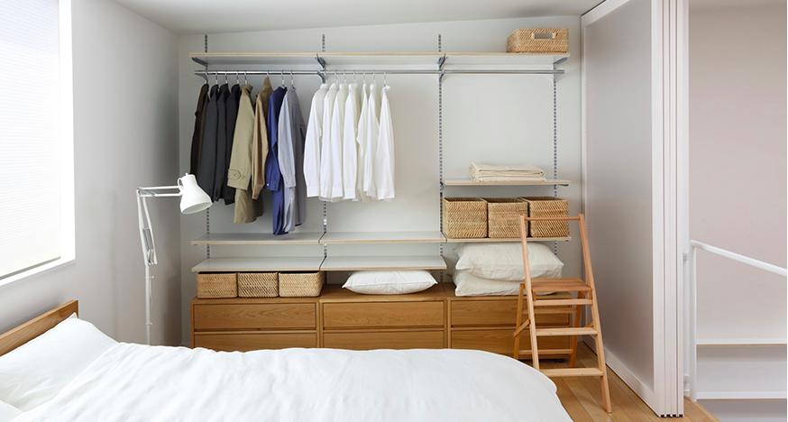 MUJI House Bedroom