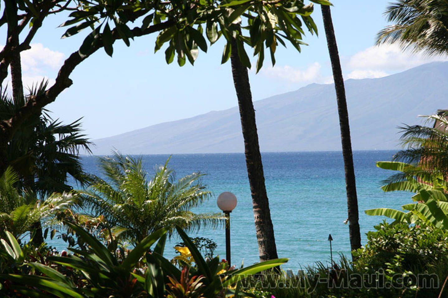 Ocean Front Luxury Condo, free WIFI - vacation rental in Maui, Hawaii. View more: #MauiHawaiiVacationRentals