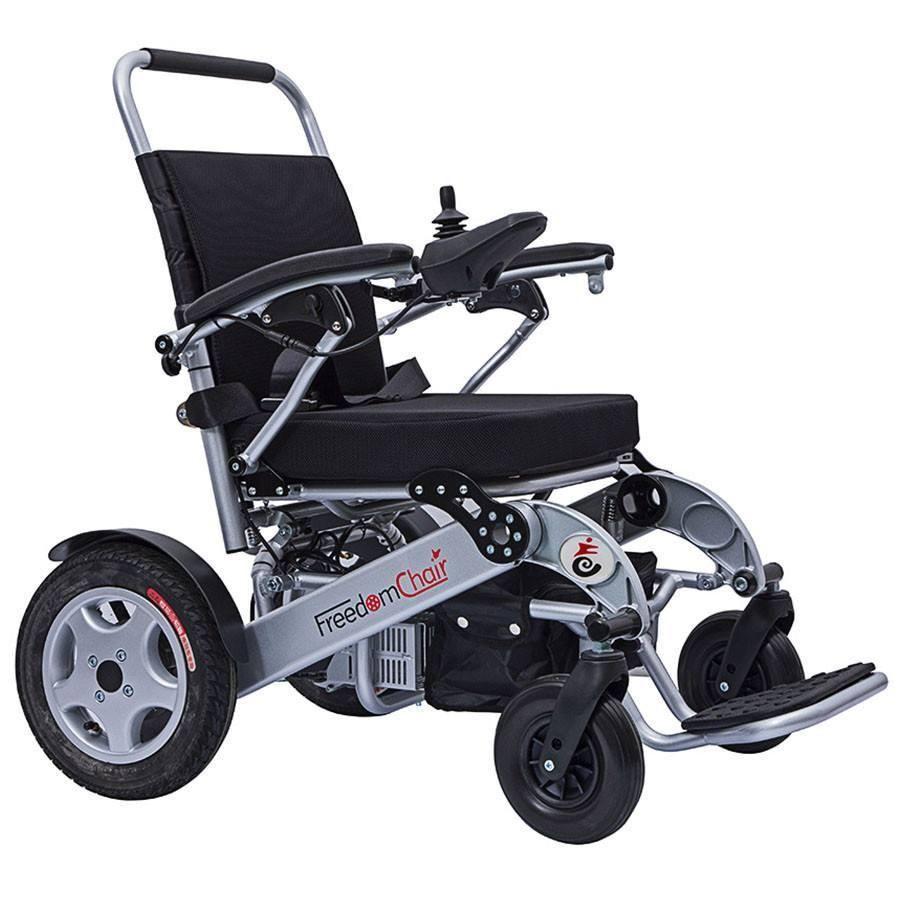 Buy A08L Freedom Electric Folding Wheelchair Folding
