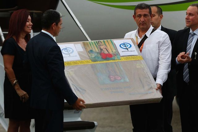 articles/Stolen Matisse painting returned to Venezuela after more than a decade