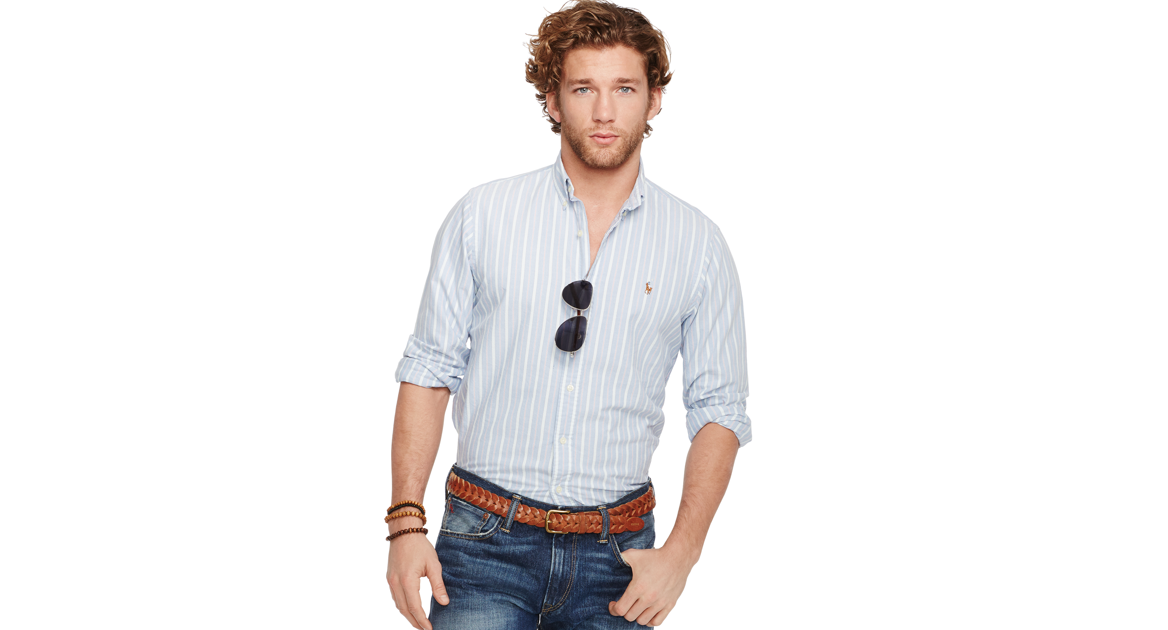 Polo Ralph Lauren Classic Long Sleeve multi-colored