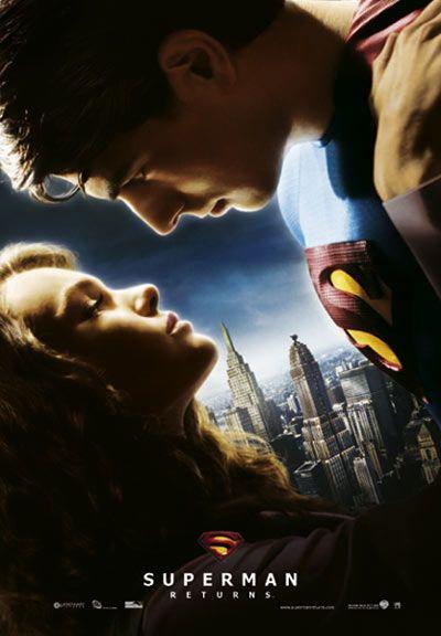 Poster Superman Returns Pareja Filmes Super Heroi Movies And Series