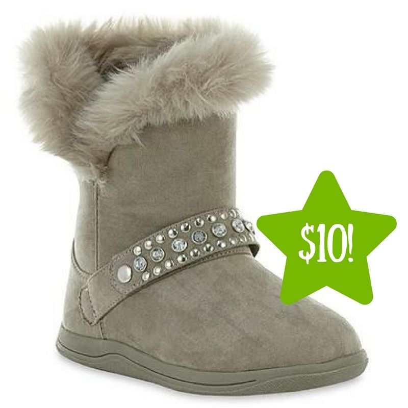 Kmart: Piper Girl's Ankle Boot Only $10
