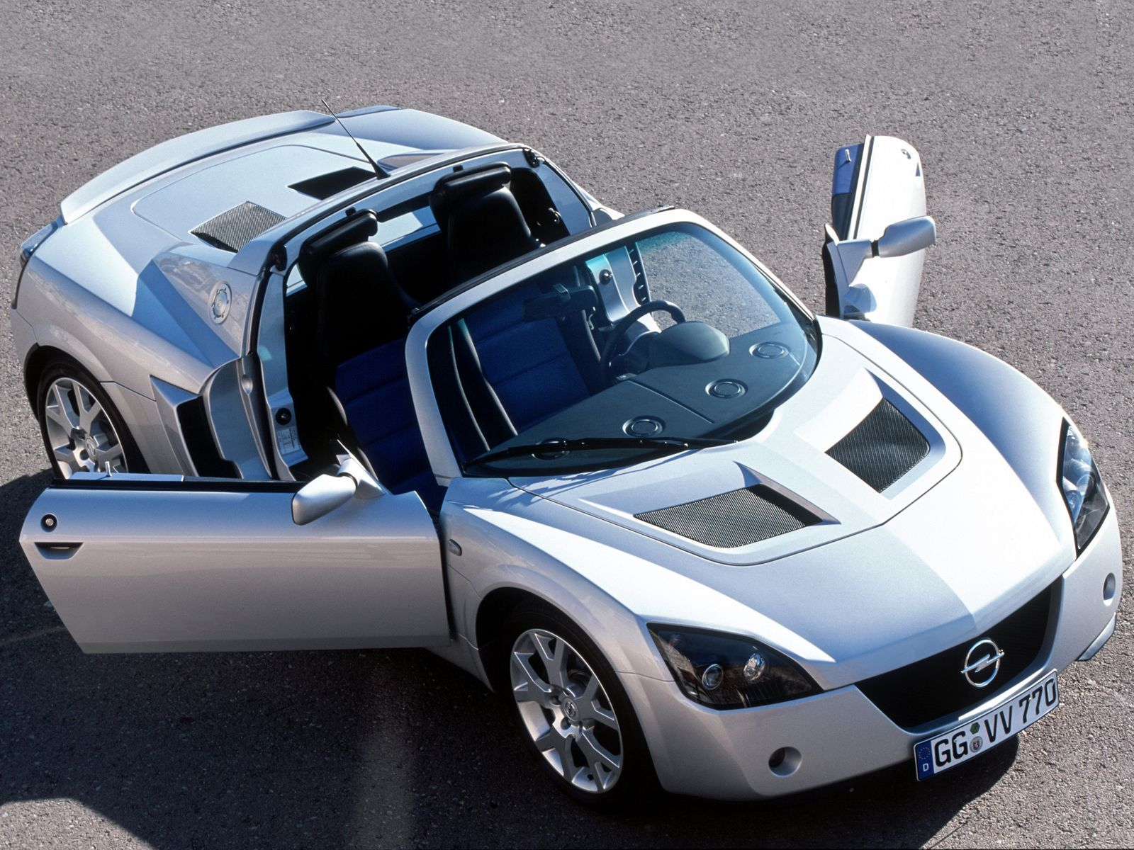 Opel Speedster Opel Pinterest Cars