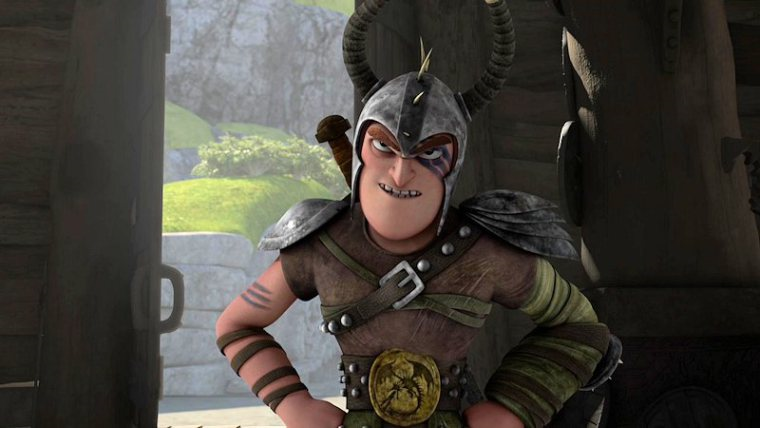 Dagur the Deranged voiced by David Faustino. First ...