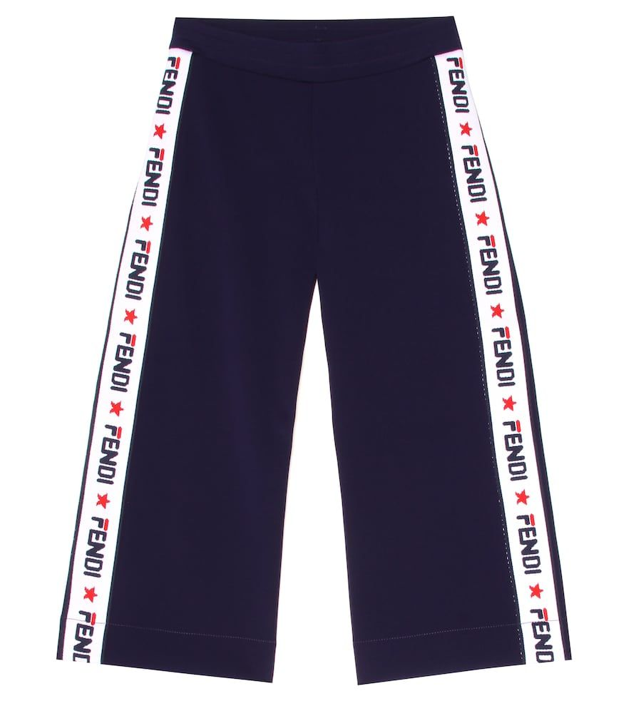 8d6357b76 FENDI MANIA neoprene trackpants | Products in 2019 | Pinterest ...