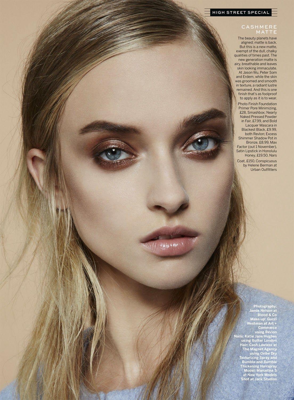 gucci westman makeup artist Editorial makeup, Fashion