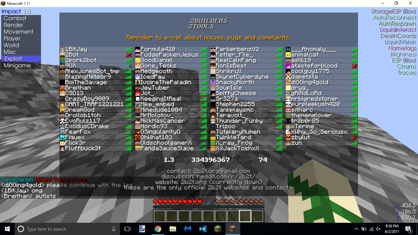 23 2b2t Org Whose Team Are You On Ideas Realistic Survival Minecraft