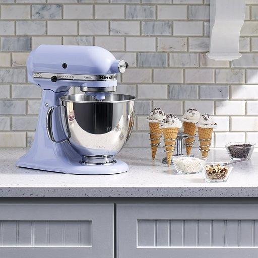 Lavender Kitchen Accessories: Mixer Kitchenaid Lavender 2014 Mikser KitchenAid Artisan