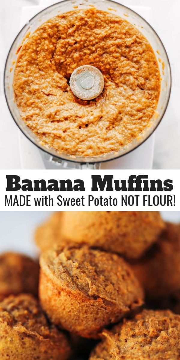 Paleo Banana Bread Made With Sweet Potato Instead Of Flour images