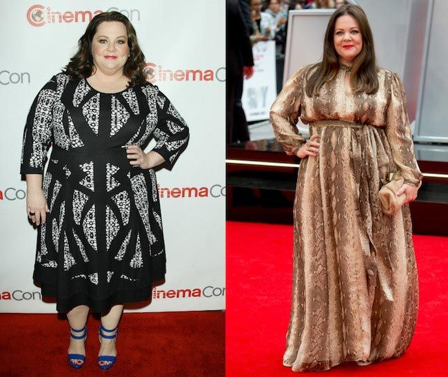 Melissa Mccarthy Weight Loss Secrets And The Story Behind