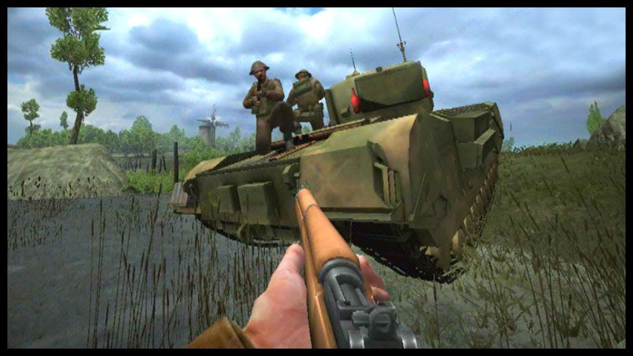 Gold Beach Hope 2 (Modified) Gameplay Teaser