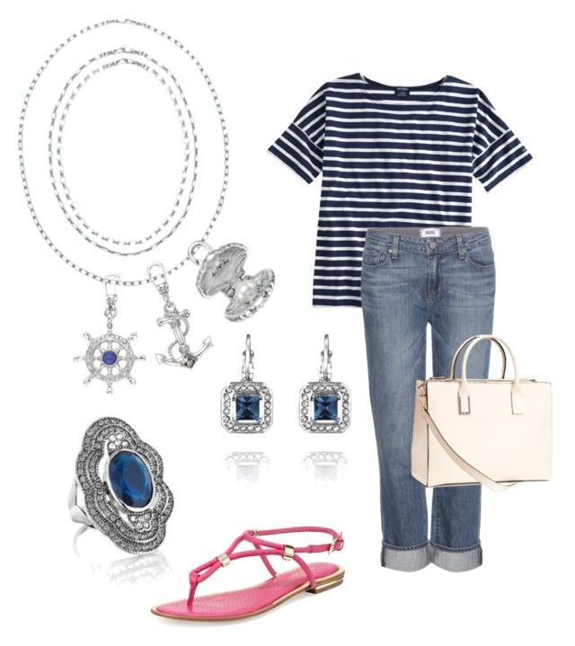 """Summer casual"" by mandy-lyon-stringer on Polyvore"