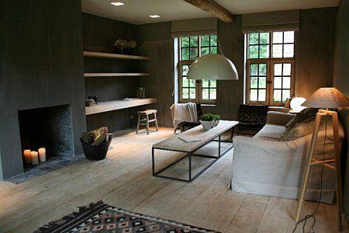 Moka Vanille Un Bed Breakfast En Belgique Flamande Huis Interieur Industriele Inrichting Woonkamer Huisstijl