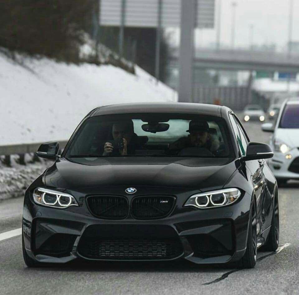 BMW F87 M2 black | Bimmer - Bmw, Vehicles en Bmw black