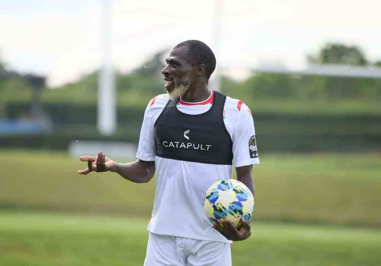 Image result for Joash Onyango Harambee Stars