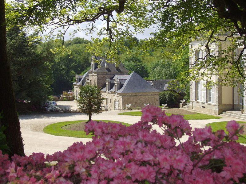 Château de Locguenole (Kervignac/Morbihan), Brittany, France #france #brittany #chateau #hotels #bretagne