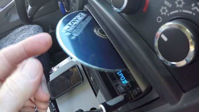 VIDEO: The end of car CD players? -  As technology continues to evolve, so does the way people choose to store and listen to their music. Many use smartphones to play music in the car while others continue to hold on to their car CD collections. NBC's Joe Fryer reports.       Thanks for checking us out. Please take a look at the... %url%