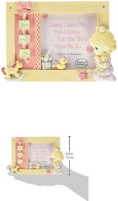 Baby Picture Frames 117392: Precious Moments 701157 Baby Gifts Jesus ...