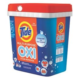 ****Brand New! $2.00 off ONE Tide OXI Multi-Purpose Stain Remover**** - Krazy Coupon Club
