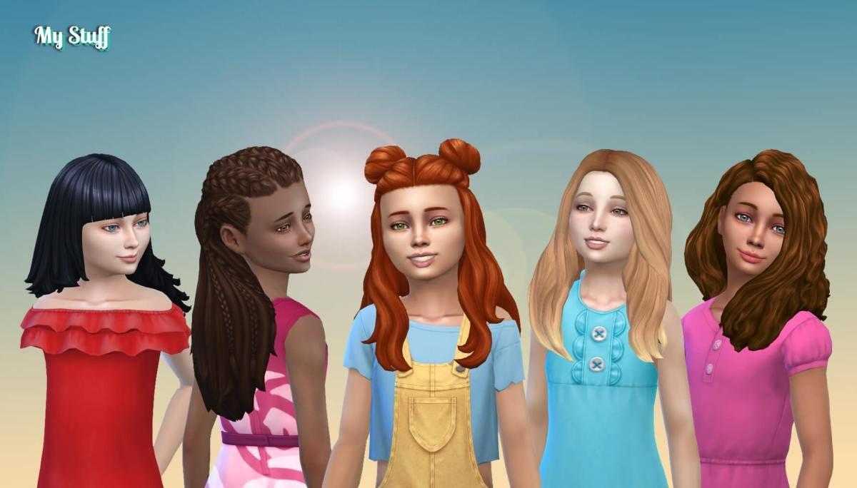 Girls Long Hair Pack 23 Long Hair Girl Hair Pack Long Hair Styles