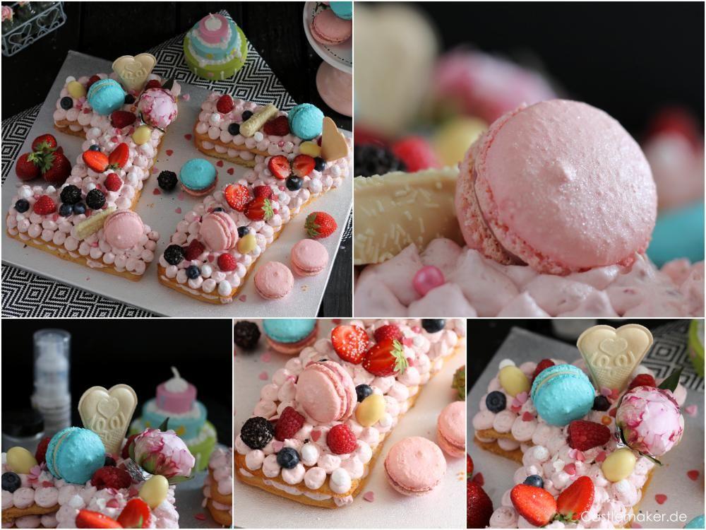 Number Cake / Letter Cake - Zahlenkuchen - so einfach geht der Kuchentrend « CASTLEMAKER Lifestyle-Blog #lettercakegeburtstag