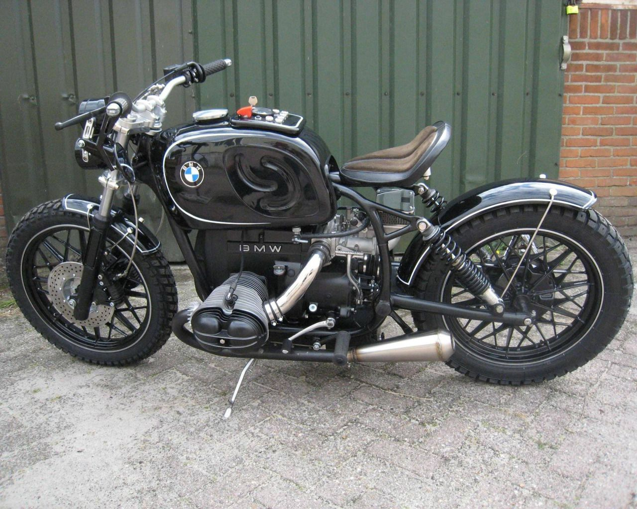 Source Theclubhousecafe Con Imagenes Bmw Cafe Racer Bmw