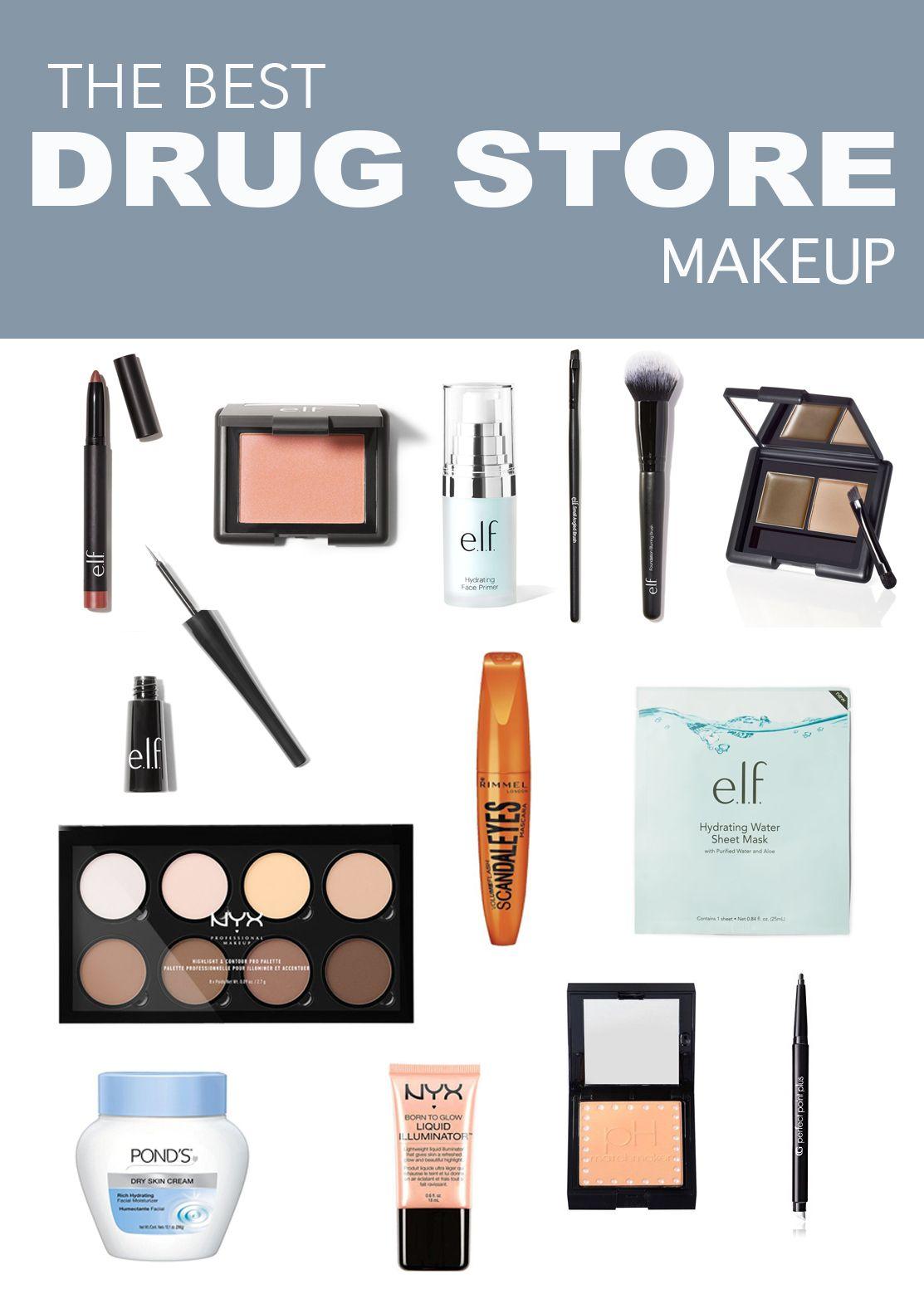 Drug Store Makeup I Swear by Drugstore makeup, Walgreens