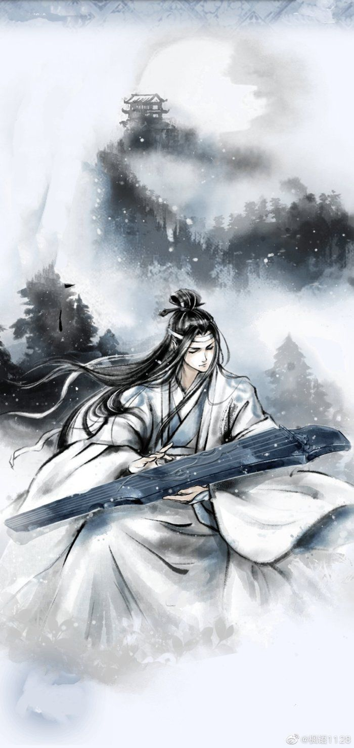 Pin on The Untamed (MoDaoZuShi)