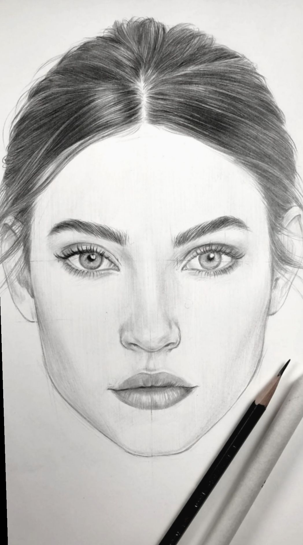 16 Drawing Faces Videos Anatomy In 2020 Face Proportions Human Face Drawing Art Drawings Sketches Pencil
