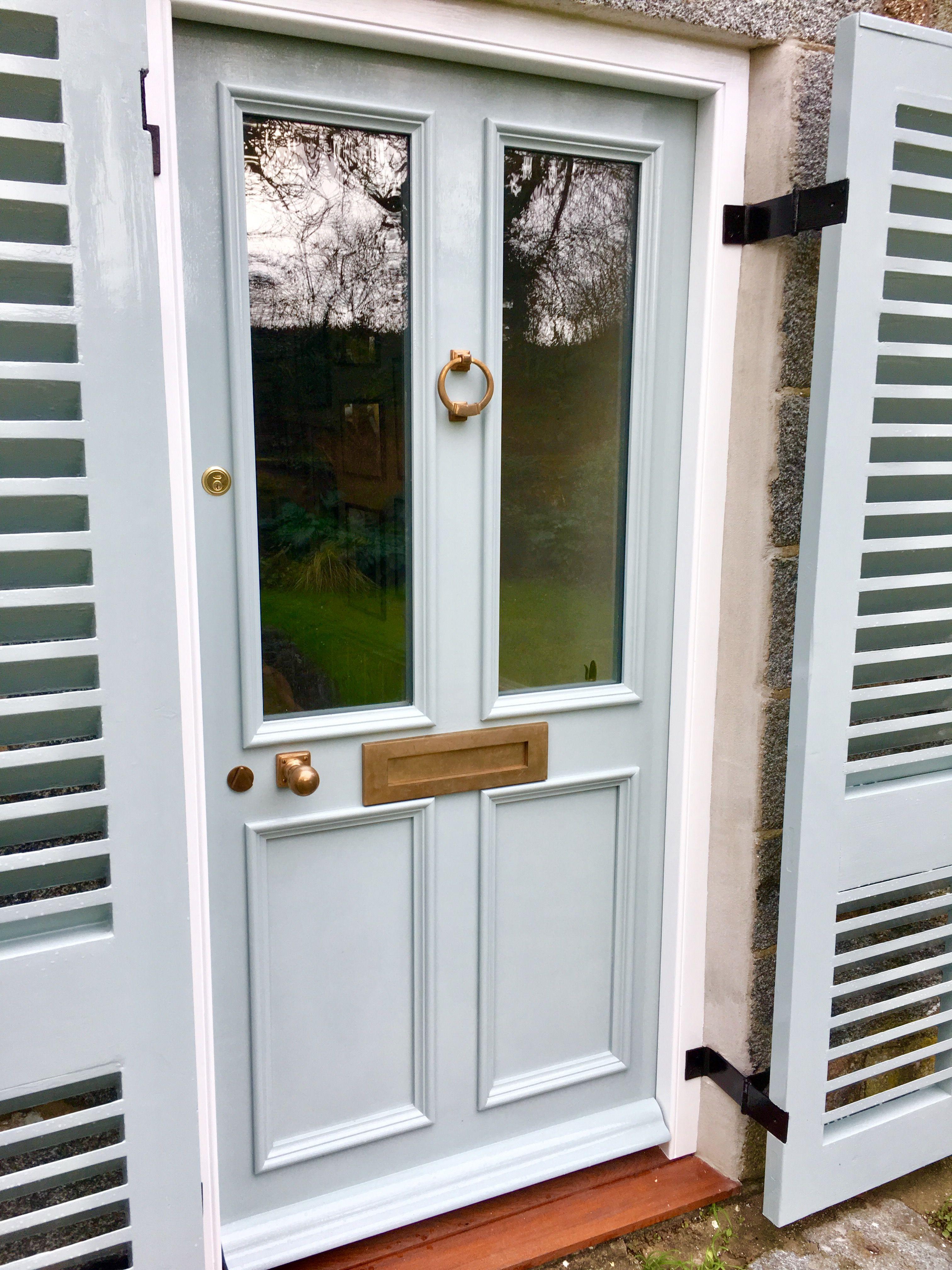 Front door shutters front door pinterest front doors and doors