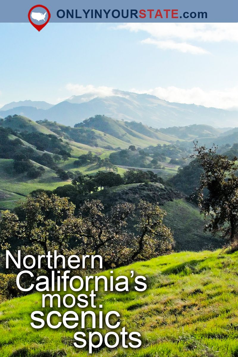 these 15 jaw dropping places in northern california will blow you