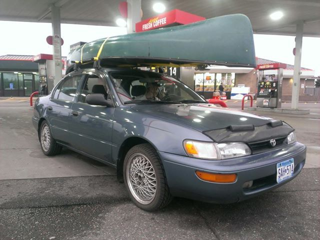 Post your 7th Gen Corolla pics! Roof rack! Toyota Nation Forum