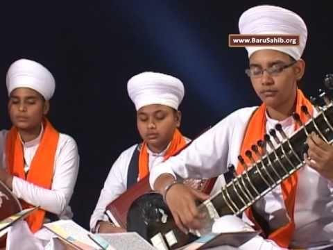 EP-818 Anahad Bani Sehaj Path with Tanti Saaz - Ang 1077 to 1078 - Akal Academy Baru Sahib