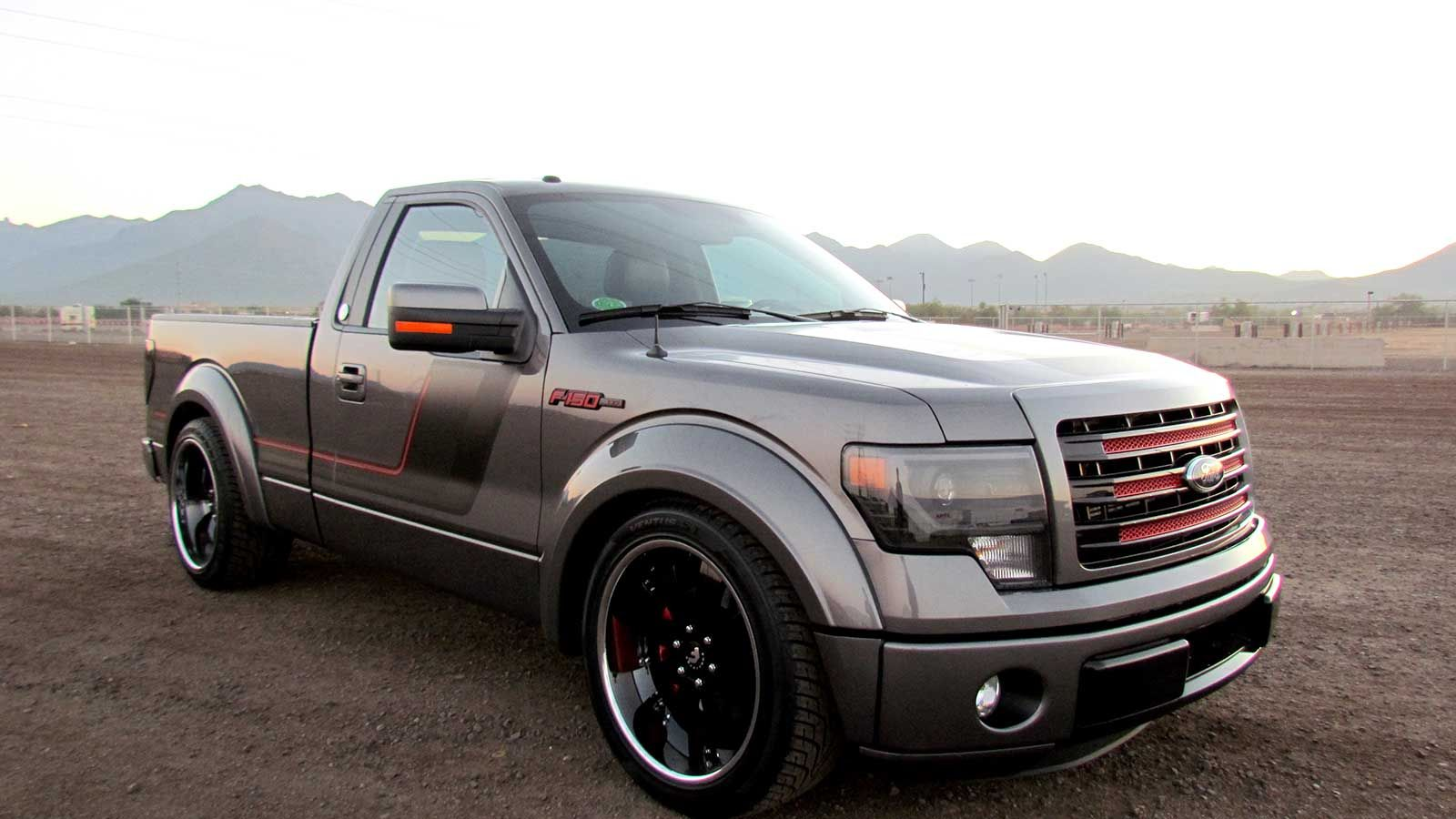 Ford f 150 tremor hagerty fantasy bid grand prize giveaway