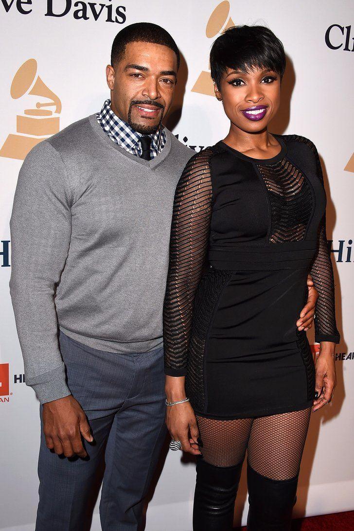Jennifer Hudson and David Otunga | Jennifer Hudson | Pinterest ...