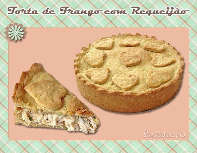 Repeteco: Torta de Frango