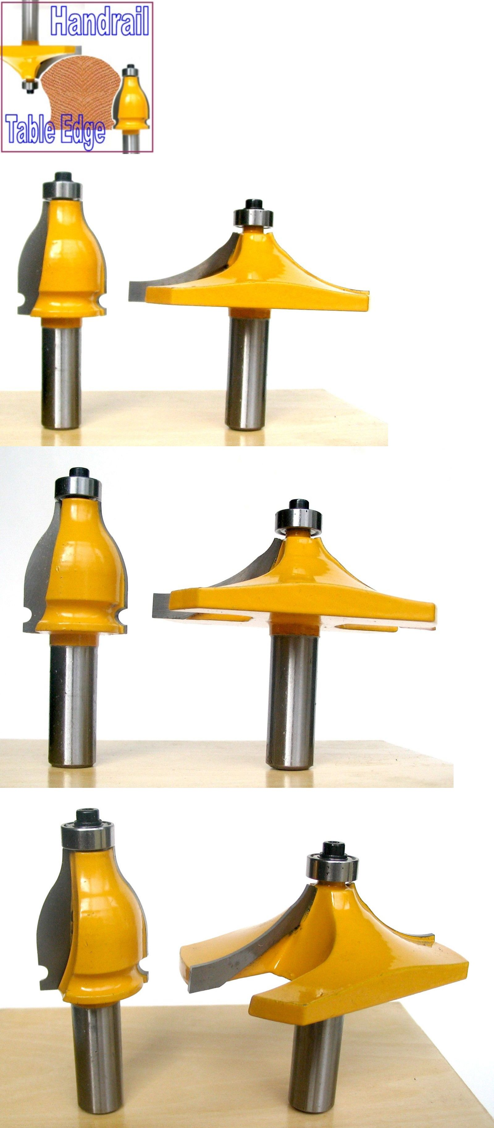 wainscoting router bits