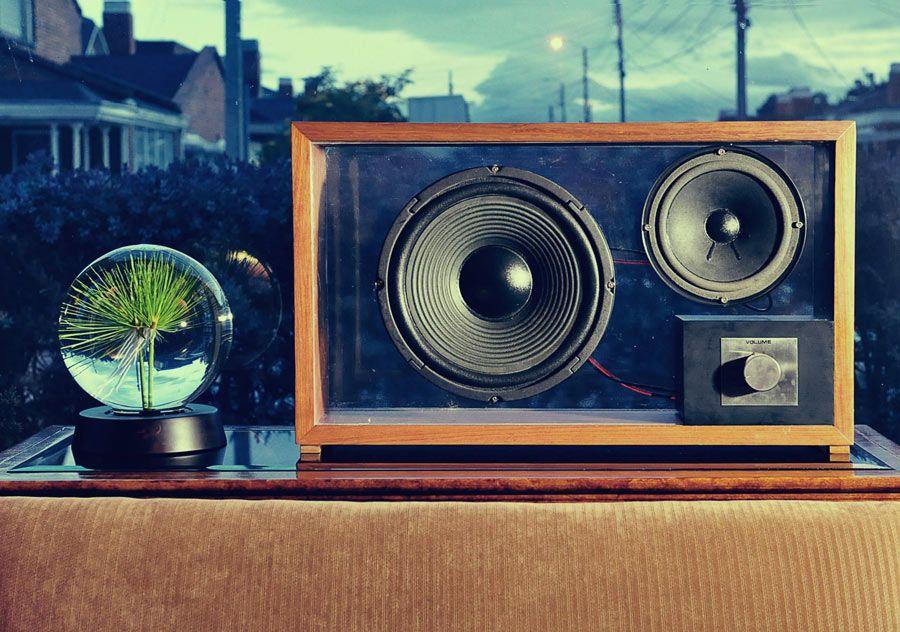 Cool Speaker Boxes houd speakers   speakers, woods and gadget