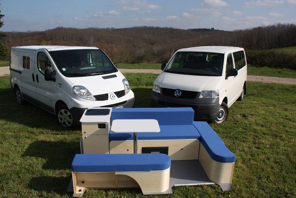 Kit daménagement North - Van Mania, aménagement de ...