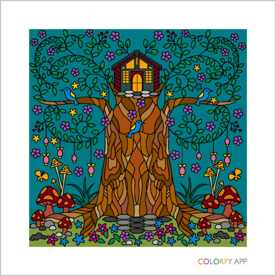 #colorfy #colorfyapp #getinspired