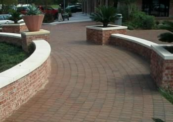 Cocoa Pavers 4x8 Pine Hall Brick Hardscape Patio Projects Brick Pavers